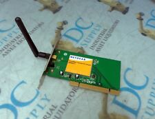 NETGEAR WPN311 V1H2 32 BIT WIRELESS PCI ADAPTER