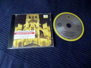 CD Gregorian Chant Choral Monk's Choir St. Martin Beuron Christmas Weihnachten