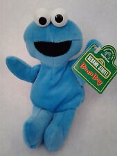 Cookie Monster Bean Bag by Applause 1997