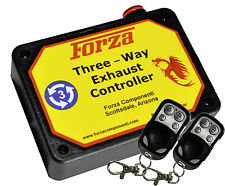 Forza 3-Way Exhaust Controller for Camaro & Corvette w/ two remotes
