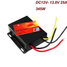 DC 12V To 13.8V 25A 345W Boost Step Up Power Supply Converter Regulator Module