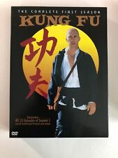 KUNG FU The Complete First Season NEW DVD Box - FREE Post - mmoetwil@hotmail.com