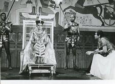 SEXY PASCALE PETIT CLEOPATRE UNE REINE POUR CESAR 1963 VINTAGE PHOTO ORIGINAL #8