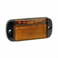 LED Autolamps 44AMEC5 led Amber Side Marker Indicator Trailer Truck Lamp 12/24v