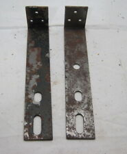 Pair of Jensen Imperial L-Brackets for Mounting Mid Drivers