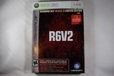 Tom Clancy's Rainbow Six Vegas 2 Limited Microsoft Xbox 360 NEW Best Buy