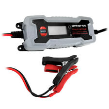 LCD DISPLAY AUTOMATIC SMART BATTERY CHARGER - 2 YEAR WARRANTY