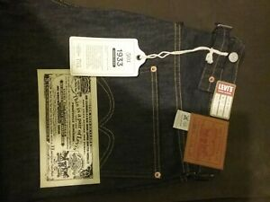 Levi's 501 LVC 1933 Made in USA