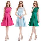 Ever-Pretty Women Bridesmaid Dress Short Mini Cocktail Party Dress Casuals 06113