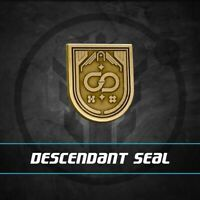 Descendant Raid Seal Complete