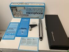 Sennheiser Mikrofon MD 441 inkl. Klemme, Tasche und OVP