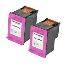 2 Pack CH562WN Color Ink Cartridge for HP 61 OfficeJet 4632 4635 Printer