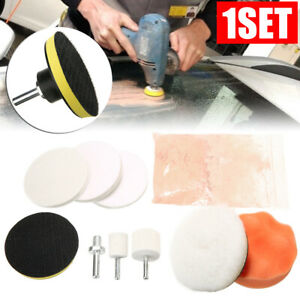 Car Windshield Front/Rear Window Glass Polishing Scratch Removal Repair Tool n-