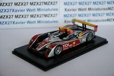 Coche 24 Horas Le Mans Winner 2008 Audi R10 #2 1/43 R.capello