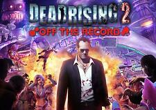 Dead Rising 2 Off The Record PC Steam Code Key NEW Download Game Fast Region Fre