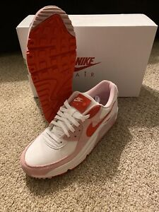 Nike Air Max 90 Valentine's Day 2021 (W) (In Hand Ship Fast) SZ 8.5W/7M