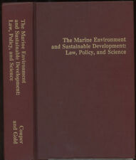 THE MARINE ENVIRONMENT AND SUSTAINABLE DEVELOPEMENT:LAW,POLICY,SCIENCE BOOK
