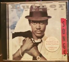 LUTHER VANDROSS Songs CD - Free Postage