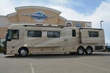 2005 American Tradition M42R 400hp 42ft Diesel Pusher Luxury Coach RV NO RESERVE
