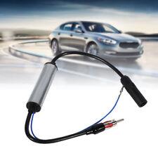12V-24V Coche Antena Radio FM Señal Amplificador Extensión Cable Elevador