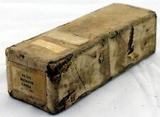 Box of 20 off 5X/103, 4 pin, size 1 Plessey Breeze plugs (GC3)