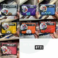 BTS BT21 Official Authentic Goods TP MINI Cross Bag 140x110mm + Tracking Code