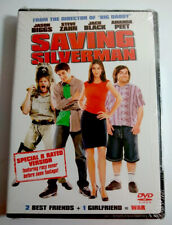 Brand New Saving Silverman (Dvd, 2001, R-Rated Version Includes Extra Footage)