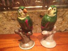 Vintage Royal Porzellan Bavaria KPM Germany Handarbeit~2 Birds~VGC