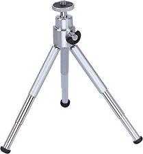 Eurosell Stativ 15cm Mini Kamerastativ Kugelkopf für Actioncam GoPro Kamera Alu