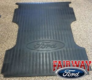 99 - 16 F-250 F-350 Super Duty OEM Genuine Ford Heavy Duty Rubber Bed Mat 8 foot