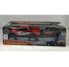 OFF ROAD TRUCK F- 150 SVT RAPTOR  WITH TRAILER FRICTION POWERED FORD OFFICIAL LP