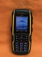 AT&T, SONIM XP1520 BOLT RUGGED CELL PHONE BLUETOOTH PTT FM RADIO BLACK SCORCH