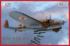 IBG 1/72 PZL.37B II Los Polish Bomber # 72515