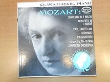 CLARA HASKIL, PIANO: MOZART JUBILEE EDITION 1956, EPIC LC3163 LP