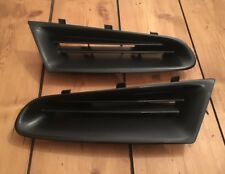 Brand New RENAULT Clio MK3 FRONT BUMPER PANEL GRILLE GRILL LEFT & RIGHT