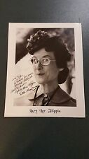 Lucy Lee Flippin-signed photo - coa - 4