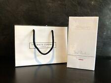 The White Company Wild Blackberry Bath & Body Set + a Gift Bag, 2x 250ml - BNIB