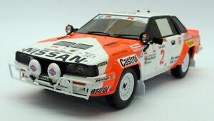 Otto Models 1/18 scale - OT765 Nissan 240 RS Safari Rally 1984