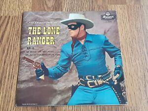 "THE LONE RANGER NO 3 7"" UK BRUNSWICK"