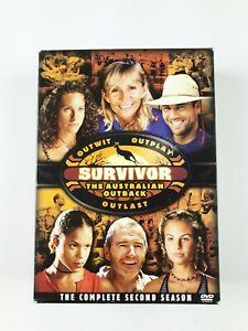 Survivor: The Australian Outback: The Complete Second Season (Season 2) DVD R1