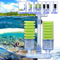 80L-250L Aquarium Bio Filter Air  Driven Sponge Fish Tank Filter Oxygen  AU! ~