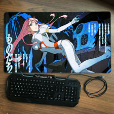 """27"""" Hot Anime DARLING in the FRANXX DIY Mouse Pad Play mat GAME Mousepad XX05"""