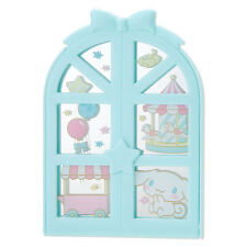 Sanrio Cinnamoroll window type mirror kawaii Cute F/S NEW