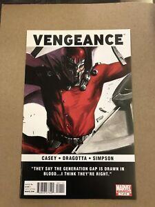 2 Comics: Vengeance #1 (1st America Chavez) + Marvel Point One #1 (Nova) Key Hot