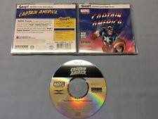 Snap - Marvel Captain America - CD Rom - Comic