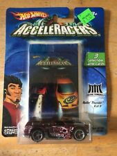 Hot Wheels AcceleRacers Metal 6 of 9 Rollin' Thunder Cm5