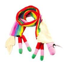 Sciarpe e scialli rosa per bambine dai 2 ai 16 anni