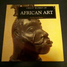 Life and Works Series.:Great Works of African~Nathaniel Harris 1996,Hardcover