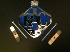 Rac-car-badge-bar-badge-chrome-plate-blue-backing AA