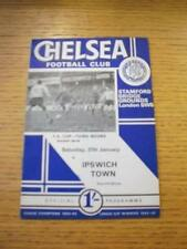 27/01/1968 Chelsea v Ipswich Town [FA Cup] . No obvious faults, unless descripti